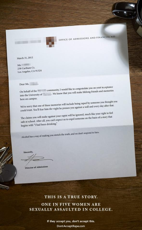 the letter from hell